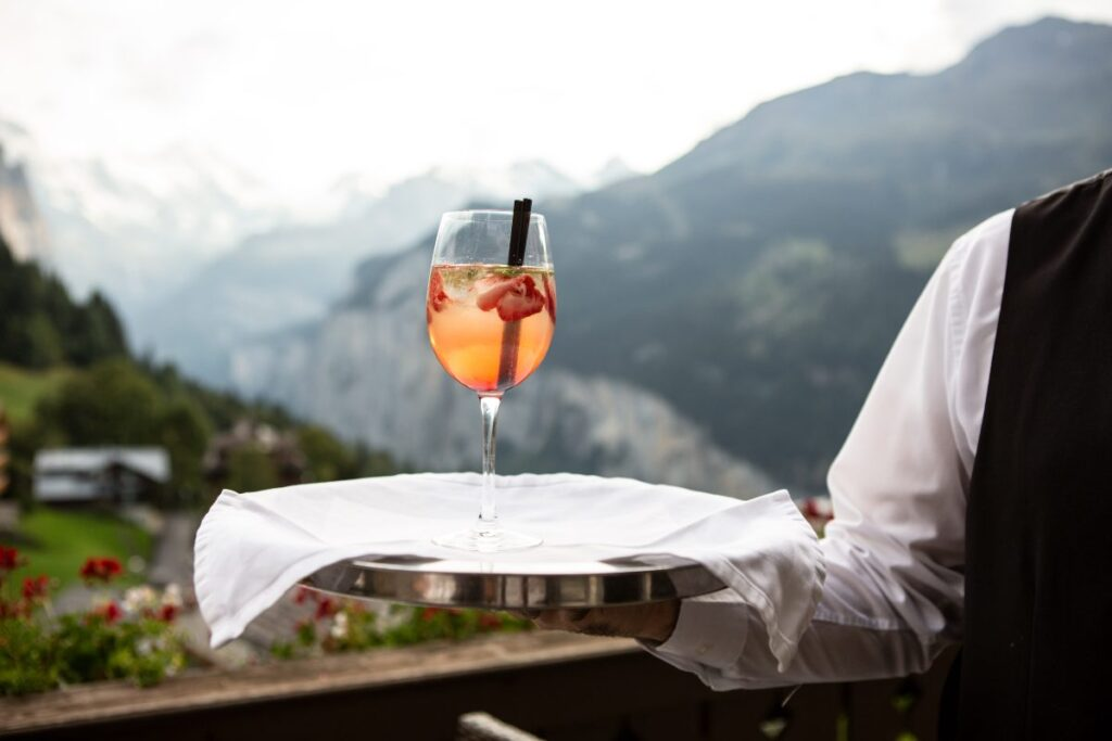 Food and Beverage Service . The Impacted Hospitality Business